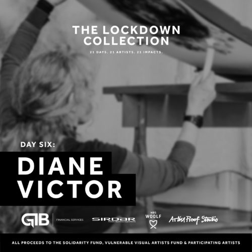 The Lockdown Collection Diane Victor