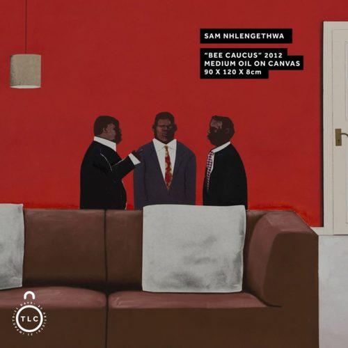 The Lockdown Collection Sam Nhlengethwa