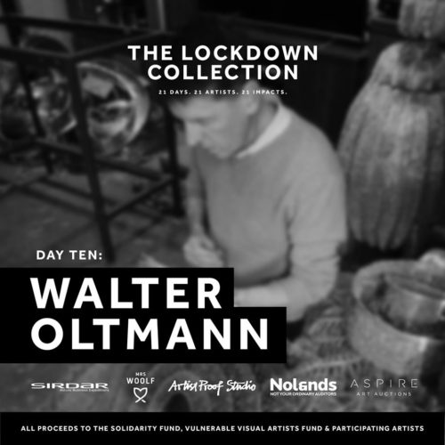 The Lockdown Collection Walter Oltmann