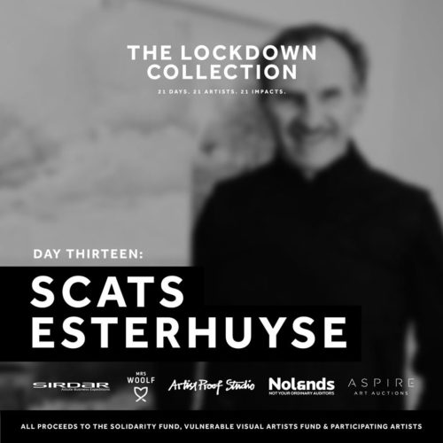 The Lockdown Collection Scats Esterhuyse