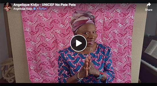 Angelique Kidjo Pata Pata new song release covid-19 coronavirus lyrics Universal Africa music