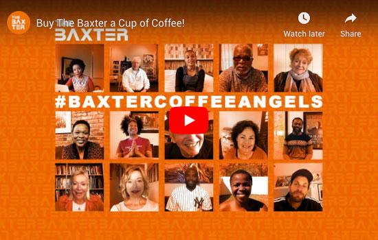 Baxter Theatre Lara Foot CEO message covid-19 coronavirus coffee angels fundraising