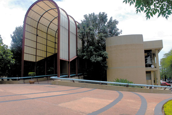 DITSONG Museum of Cultural History South Africa Exterior
