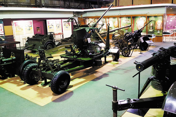 DITSONG National Museum of Military History