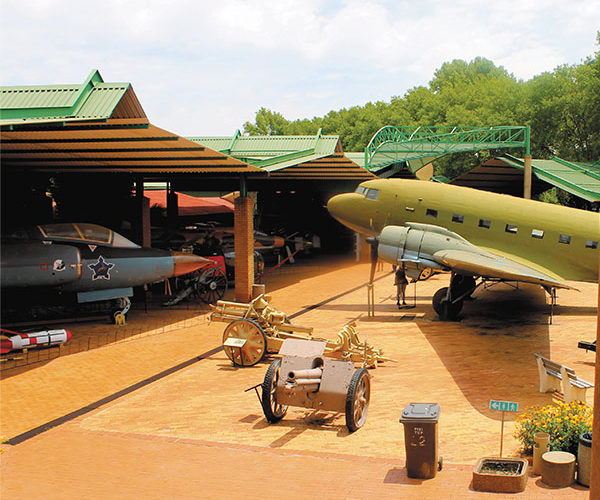 DITSONG: National Museum of Military History