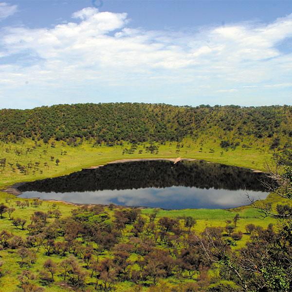 Tswaing Meteorite Crater