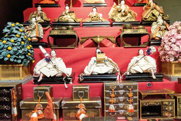DITSONG Museum of Cultural History South Africa Hina-Matsuri