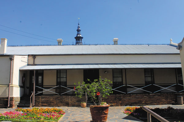 Kruger Museum South Africa Exterior DITSONG