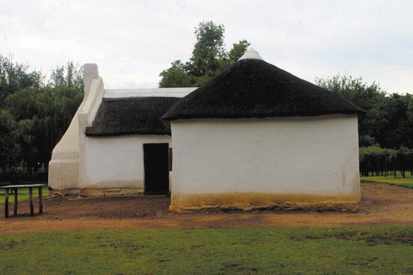 Pioneer Museum exterior