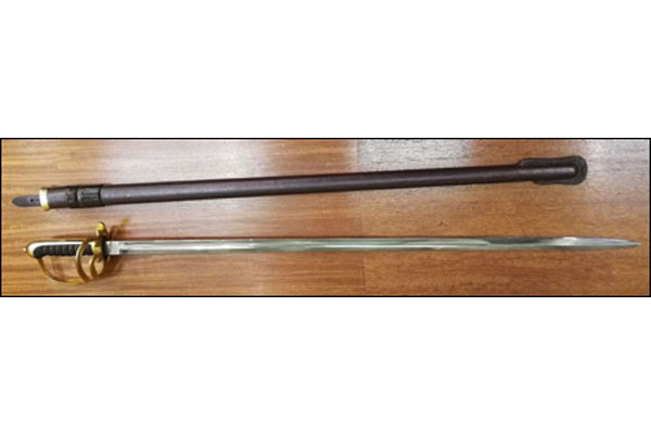 South African Swords