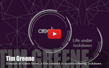 Tim Greene Life Under Lockdown video interview