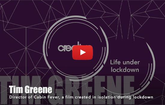 Tim Greene Life Under Lockdown video interview