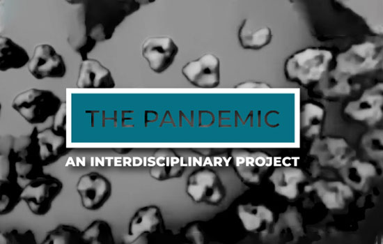 UJ Arts Culture Pandemic exhibition