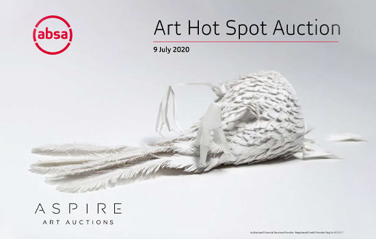 Absa Art Hot Spot Auction