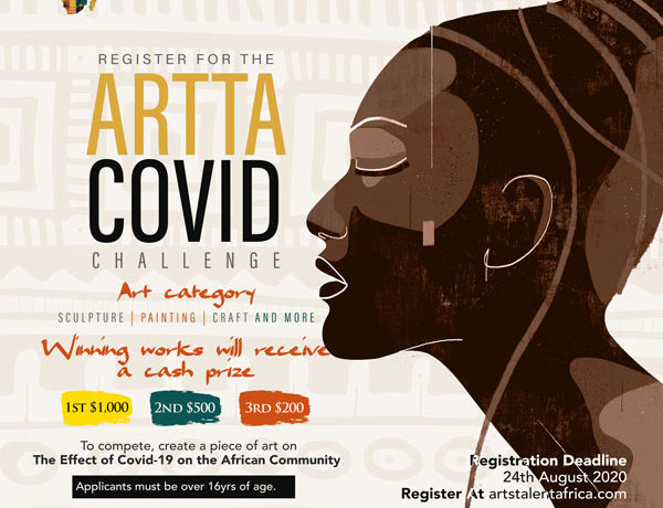 ARTTA Covid-19 art challenge competition