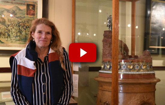 Julia Roelofse interview DITSONG Kruger Museum Russian Bratina