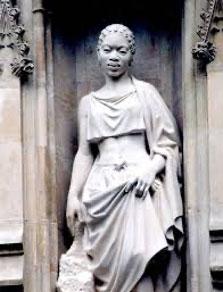 Manche Masemola sculpture Westminster Abbey London