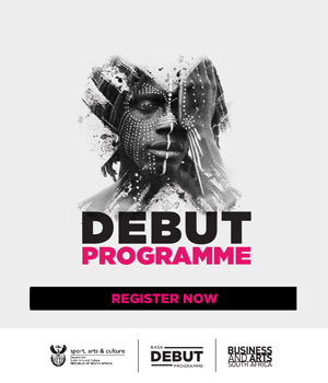 Business and Arts South Africa BASA Debut Programme artist grants