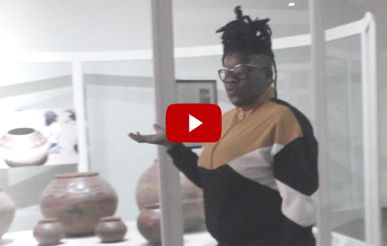 DITSONG Museums of South Africa Getrude Seabela anthropology collection heritage month cultural interview