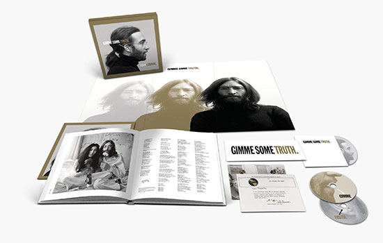 John Lennon Gimme Some Truth Ultimate Mix