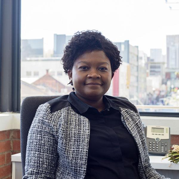 Tshiamo Mokgadi new Market Theatre Foundation CEO