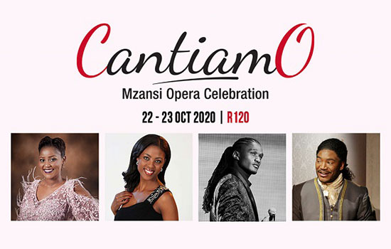 Joburg Theatre Cantiamo