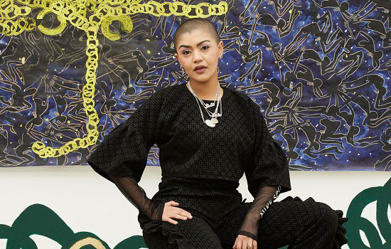 Lady Skollie 2020 FNB Art Prize winner