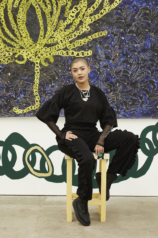 Lady Skollie 2020 FNB Art Prize winner