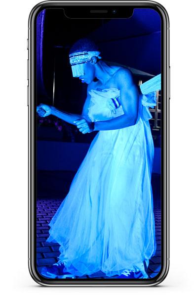 My Body My Space online WhatsApp dance festival Forgotten Angle Theatre Collaborative
