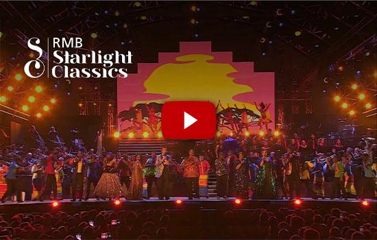 RMB Starlight Classics 2020 virtual AfroSymphonic Extravaganza