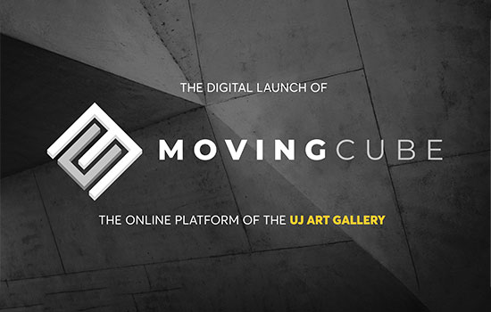 UJ Moving Cube online gallery