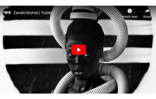 Zanele Muholi Tate Modern international exhibition