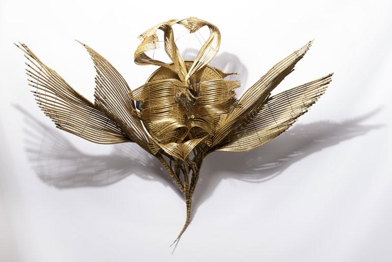Adejoke Tugbiyele Hybrid Spirit exhibition Melrose Gallery