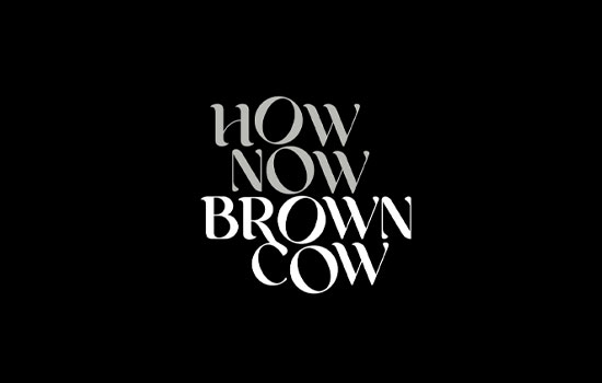 How Now Brown Cow theatre production company South Africa