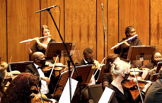 Johannesburg Philharmonic Orchestra Spring Symphony Season online 2020 concerts