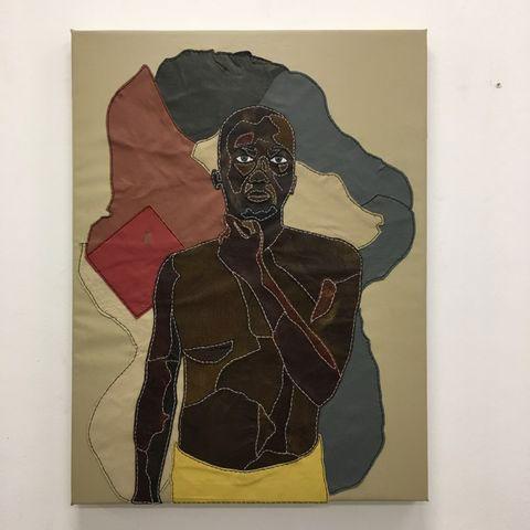 Artist Abongile Sidzumo 2020 Cassirer Welz Award runner up