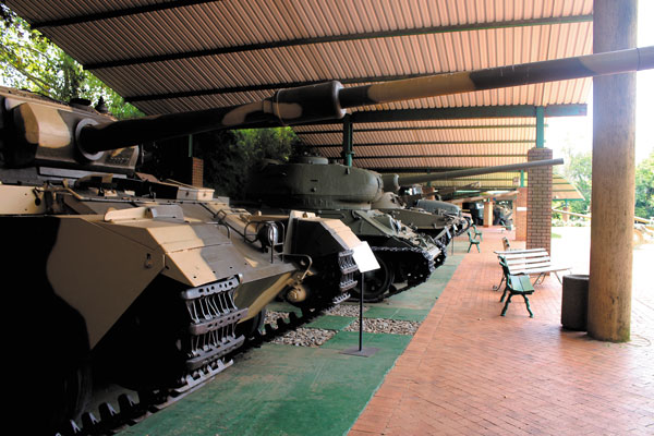 DITSONG National Museum of Military History things to do in Gauteng South Africa for Christmas family outings