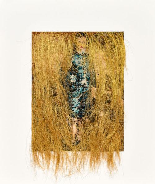 Gina Waldman South African artist interview biography Q&A