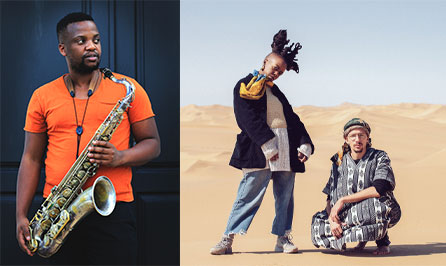 New South African music album releases 2020