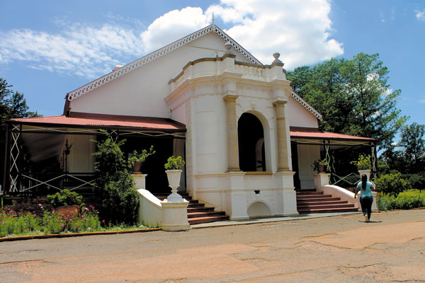 DITSONG Sammy Marks Museum History things to do in Gauteng South Africa for Christmas family outings