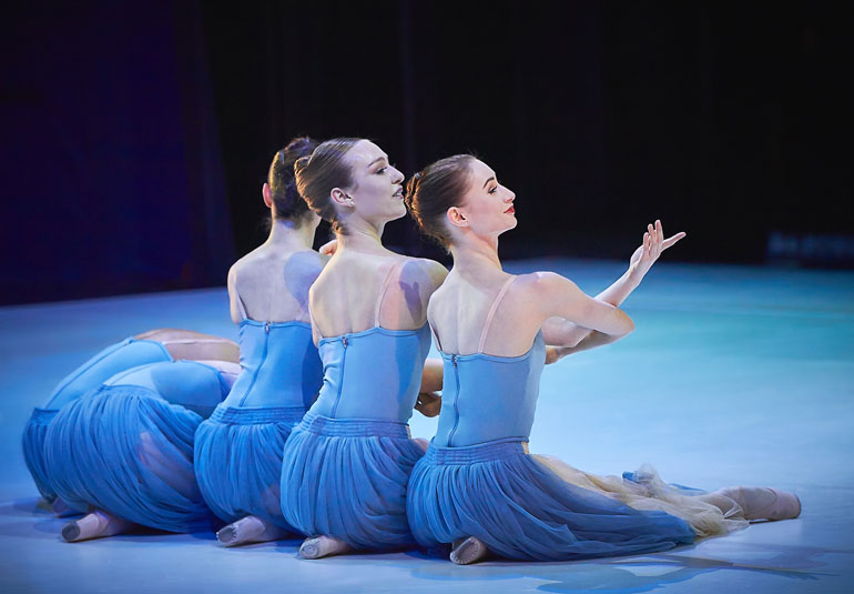 Cape Town City Ballet December 2020 concert