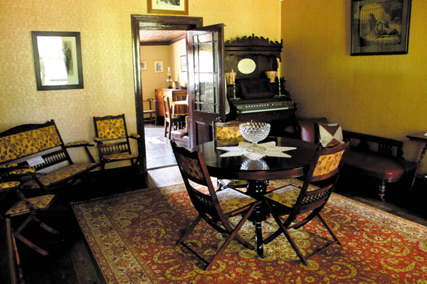 DITSONG Willem Prinsloo Agricultural Museum History things to do in Gauteng South Africa for Christmas family outings