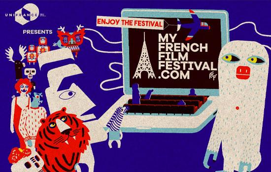 MyFrenchFilmFestival 2021 My French Film Festival