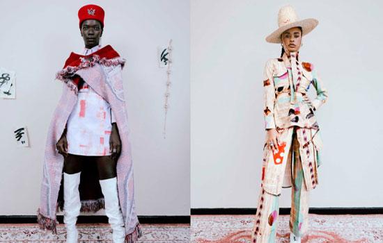 Thebe Magugu fashion