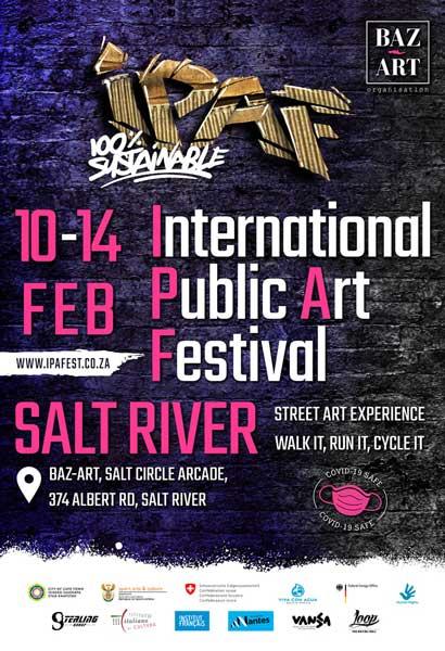 International Public Art Festival IPAF 2021