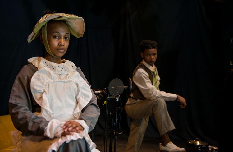 Kwasha! Theatre Company Empire Builders