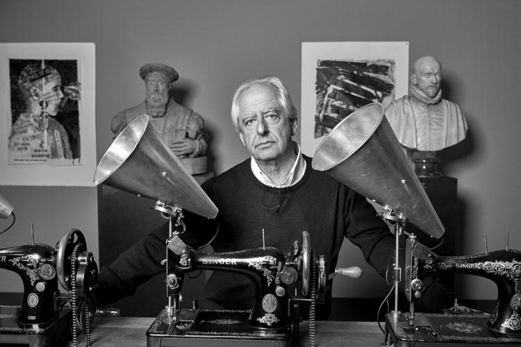 William Kentridge Studio online archive