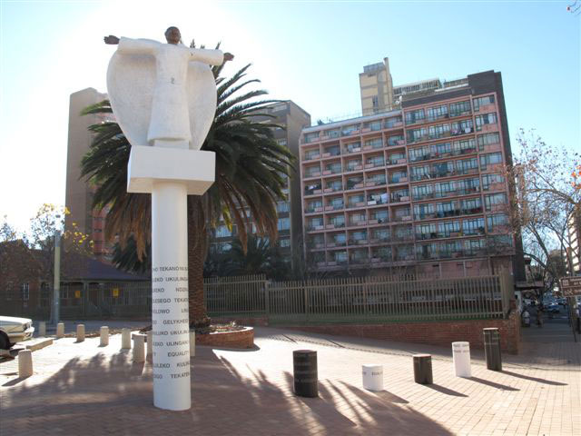 sculpture Joburg