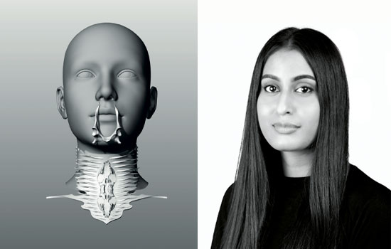 South-African-fashion-designer-Kiara-Gounder-specialises-in-3D-prototyping-for-fashion-artefacts.