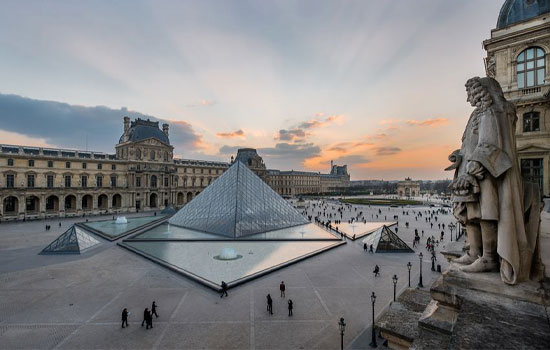 louvre museum online digital